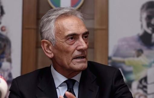 """Calcio, Eccellenza. Il presidente Gravina traccia la linea: """"Dentro o fuori il 5 marzo. Si ripartirà solo con le giuste condizioni"""""""