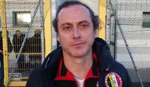 Roberto Medori, allenatore del Don Bosco Valle Intemelia