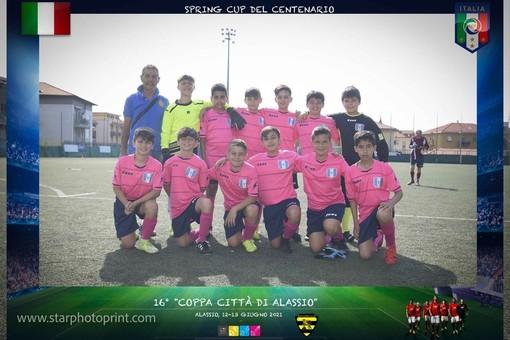 Calcio. Balun e Matetti 2021, il titolo va alla Virtus Sanremo. Premi speciali per Nastasi e Gaetano, El Kattat capocannoniere