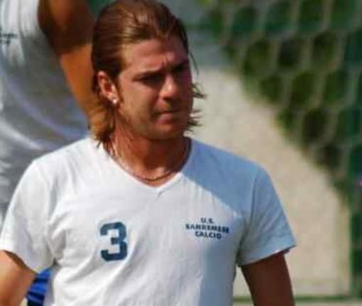 Silvio Cassaro, ex difensore e capitano della Sanremese