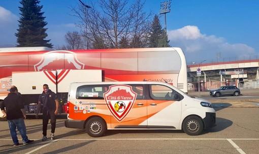 """Calcio, Varese a Imperia decimato anche nella dirigenza. In panchina anche il presidente Amirante: """"Per noi è come una prima di campionato"""""""