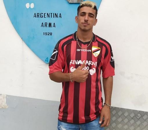 """Calcio, Seconda Categoria. Atletico Argentina, Mouez Guirat indica la strada: """"Siamo un bel gruppo, vogliamo arrivare lontani. Daddi? Grande giocatore"""""""
