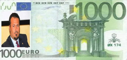 Leandro faraldi pd ecco la banconota fresca fresca da - Cucina 1000 euro ...