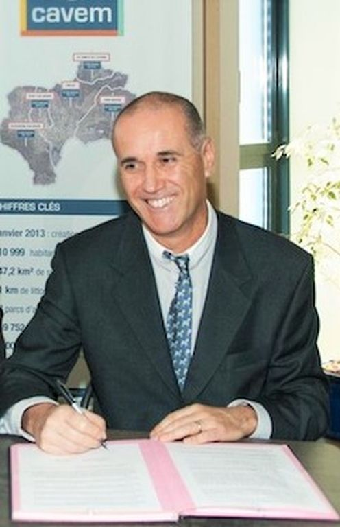 Costarainera: il sindaco Antonello Gandolfo a Nizza per il progetto Jardival ed altre idee di partenariato
