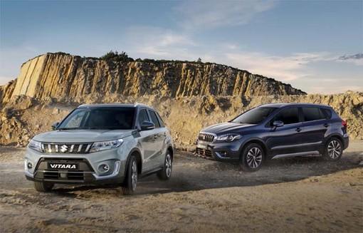 """Questo fine settimana  """"Porte aperte"""" da Auto Jap ad Imperia per conoscere meglio i nuovi modelli della gamma Suzuki Hybrid"""