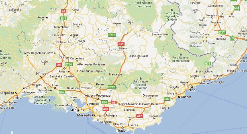Cartina Francia Sud Dettagliata.Allarme Nucleare In Francia Esplosione Nella Centrale Di Marcoule Poco Distante Da Avignone Un Morto Si Teme Una Fuga Radioattiva Sanremonews It