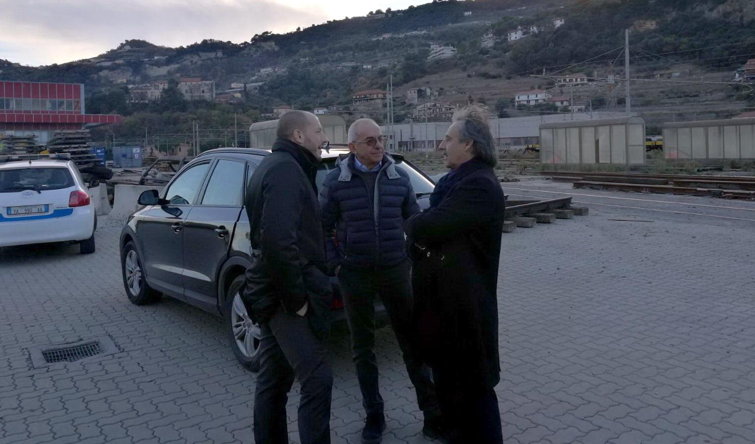 Ventimiglia: giornata storica per la città di confine, oggi termina l'attività sul parco Roya, via alla sdemanializzazione (Foto e Video)