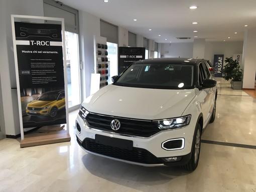 La concessionaria GV Srl di Sanremo presenta la nuova Volkswagen T-Roc
