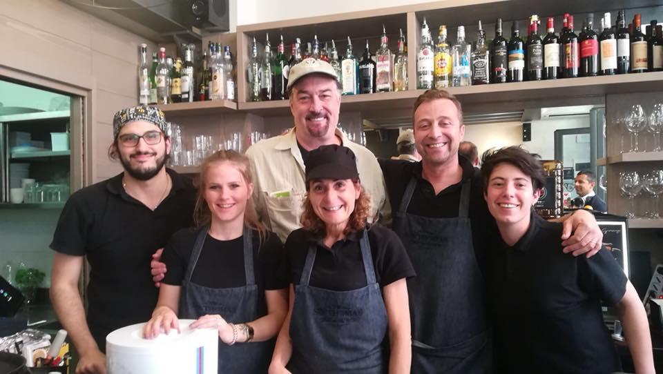 """Tappa a Ventimiglia per l'attore americano Daniel McVicar, storico protagonista di """"Beautiful"""""""