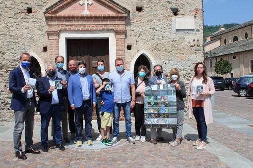 """A Roccaforte Mondovì presentato """"Di Giro in Giro"""": un anello di sentieri per immergersi nella natura (Foto e Video)"""