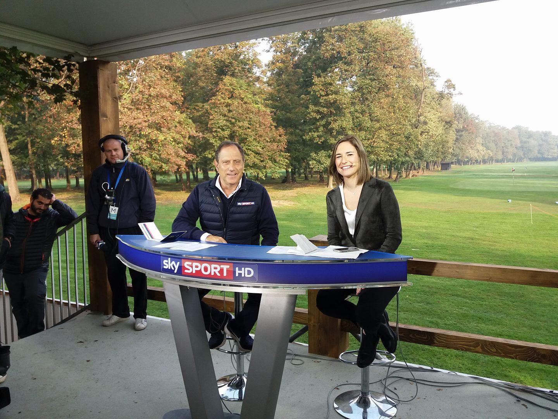 Open Internazionali di Golf a Monza: c'è anche un po' di Sanremo con Donato Di Ponziano su Sky (Foto)
