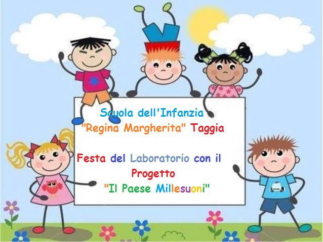 Festa Di Fine Anno Scolastico 201516 Dei Bambini Di 4 Anni Nella