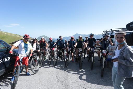 Anche il primo ministro monegasco sabato scorso al taglio del nastro dell'Alta via del Sale, la strada della ripartenza turistica cuneese (Video)