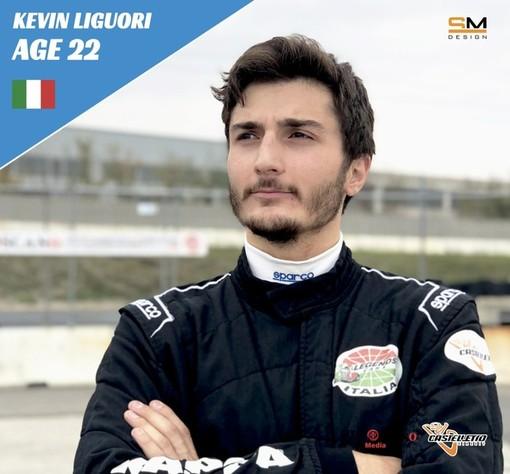 Motori: Kevin Liguori fantastico! Il giovane sanremese si laurea Campione del Mondo Legend Cars negli Stati Uniti!
