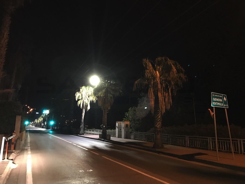 Sanremo: incidente stradale al semaforo di corso Mazzini, con un'auto rubata tampona un'auto ferma al rosso