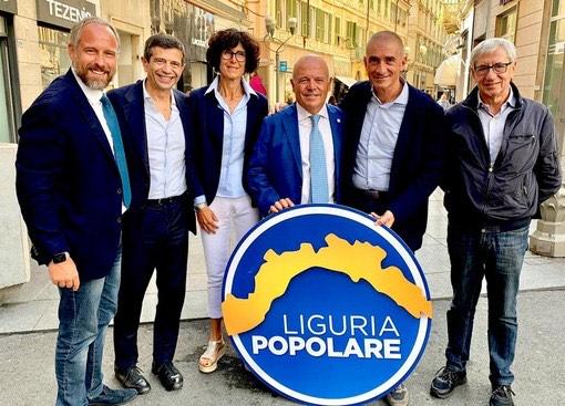 Politica: il movimento civico '100percentoSanremo' ha cambiato denominazione in 'Liguria Popolare'