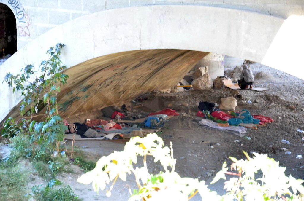 Ventimiglia: una settimana fa il Roya era super affollato, oggi la situazione (da migliorare) è diversa (Foto e Video)