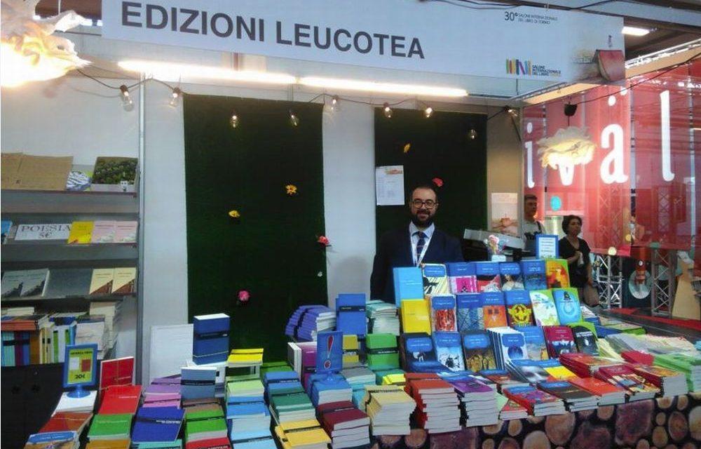 Imperia la casa editrice sanremese edizioni leucotea alla fiera fiera del libro e della cultura - Fiera della casa milano ...