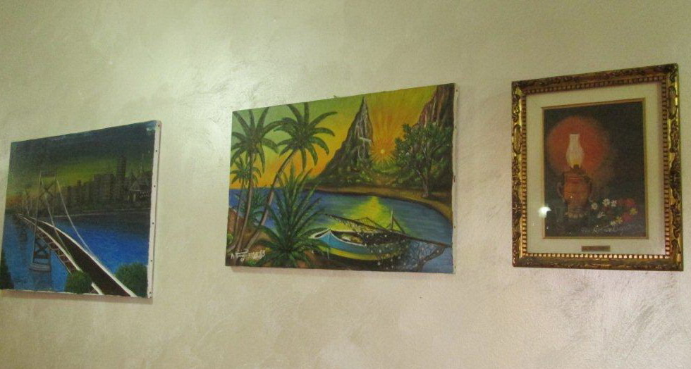 Chiude la mostra di pittura con i quadri di Angelo Vinciguerra, in arrivo il calendario 2018