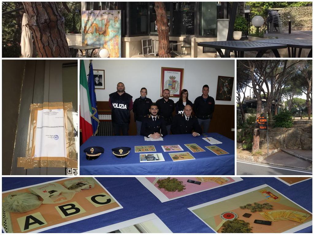 Bordighera: si allarga l'inchiesta della Polizia di Stato sul locale notturno 'U Cavetu', nuovo sequestro preventivo del Gip
