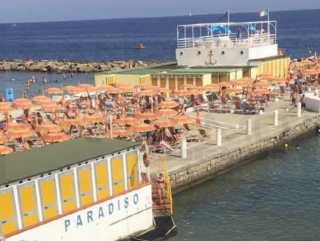 Sanremo: sistemato a tempo di record il passaggio ...