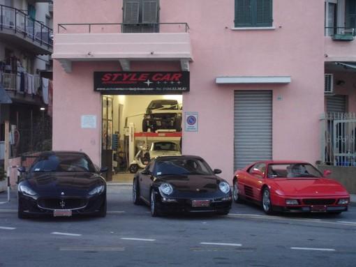 Da Stylecar a Sanremo, un servizio a 360° per la tua auto e non solo