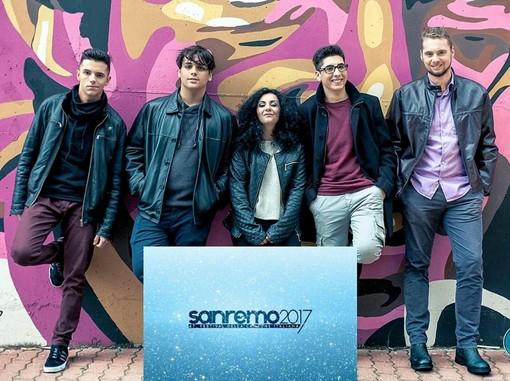 #Festival2017: la band albenganese dei WeFly approda a Sanremo