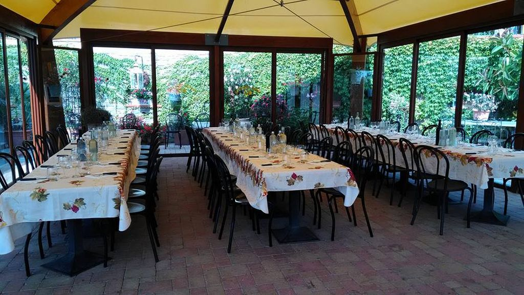 Il ristorante Antichi Sapori di Terzorio inaugura la veranda riscaldata e propone piatti a base di funghi
