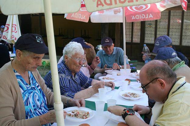 Vallecrosia gita allo zoo safari di murazzano per gli for Piccoli piani di casa per gli anziani