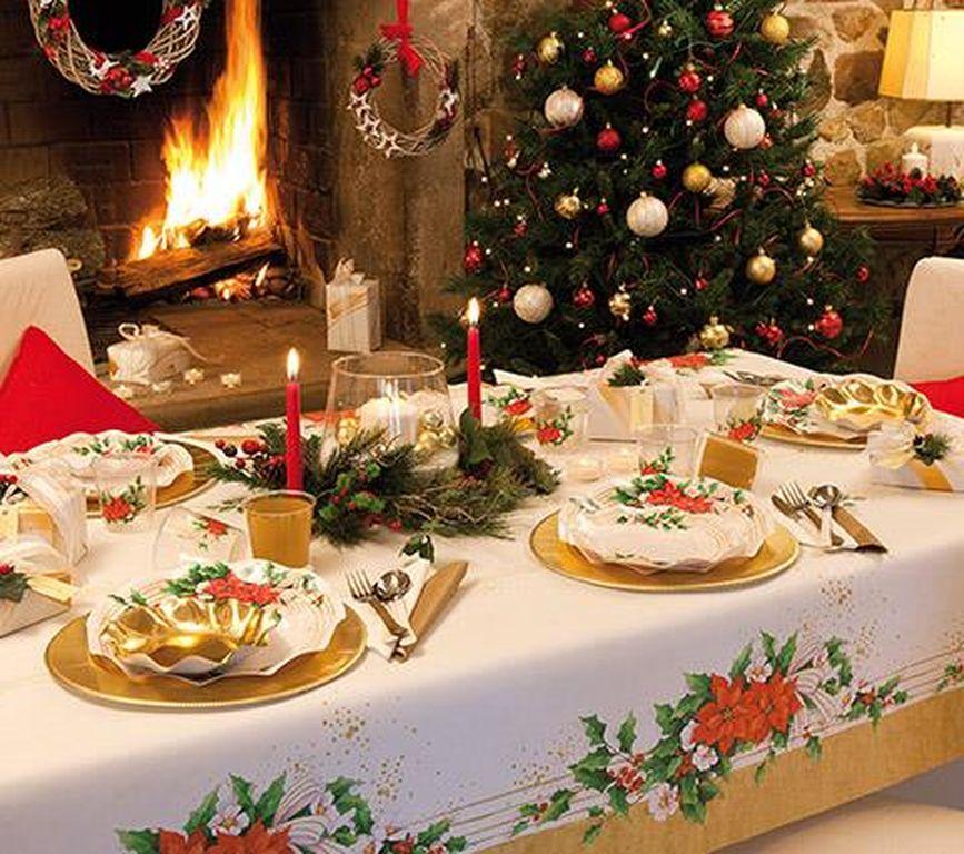 Addobbare La Tavola Di Natale Immagini.Come Apparecchiare La Tavola Di Natale Ecco I Consigli Per
