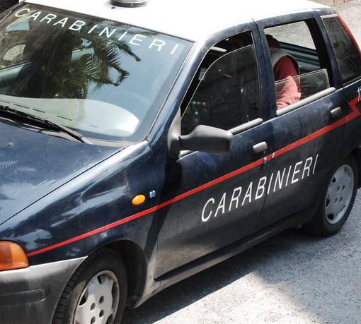 Vallecrosia: preso dai Carabinieri l'uomo che ha massacrato di pugni la guardia giurata al supermercato Eurospin