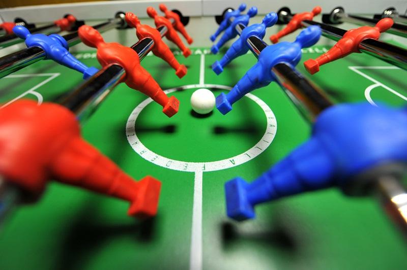 riconoscimento CONI Calcio Balilla