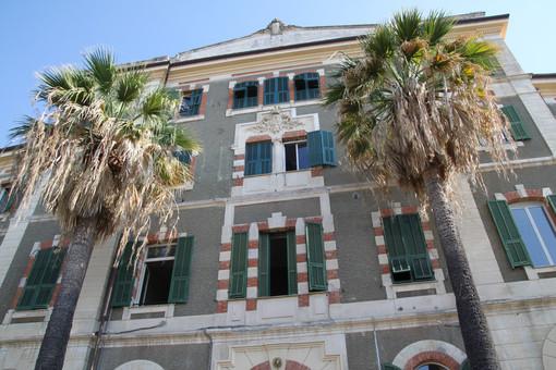 La casa di riposo 'Borea' di Sanremo