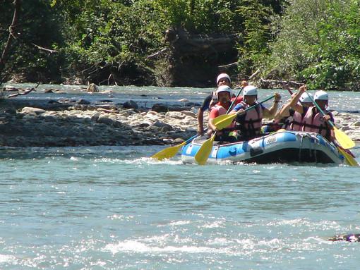 25 aprile: vivilo nelle emozioni del Rafting nella vicina Valle Stura