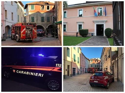 Incendio a San Bartolomeo al Mare, un piano premeditato per impedire ai vicini svizzeri di trascorrere le vacanze nel dianese: i particolari dell'inchiesta dei Carabinieri