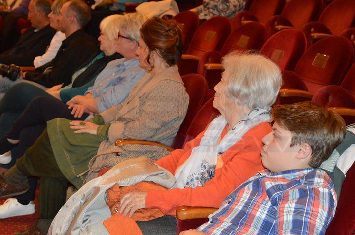 Sanremo libereso guglielmi festeggia i suoi 90 anni con i for Donare un giardiniere