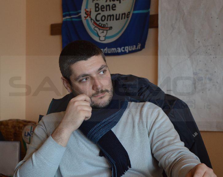 """#ElezioniTaggia: tempo di bilanci per l'assessore Luca Napoli, candidarsi a sindaco? """"Non credo, ma mi preparo per arrivare tra 5 anni"""""""