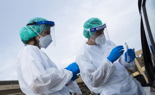 Coronavirus: numeri stabili in Liguria (tasso di positività al 5,76%) ma nuovi contagiati in calo nella nostra provincia