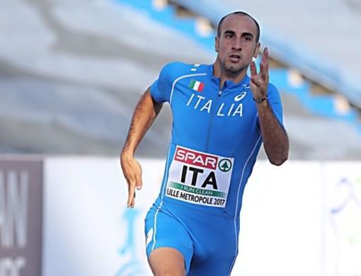 Dopo il nuovo record italiano sui 400 metri oggi pomeriggio intervista all'imperiese Davide Re su Radio Onda Ligure