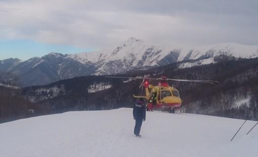 Limone Piemonte: 77enne sanremese colto da malore in una baita oggi pomeriggio