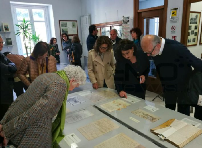 Ventimiglia Inaugurata Presso Larchivio Di Stato La Mostra