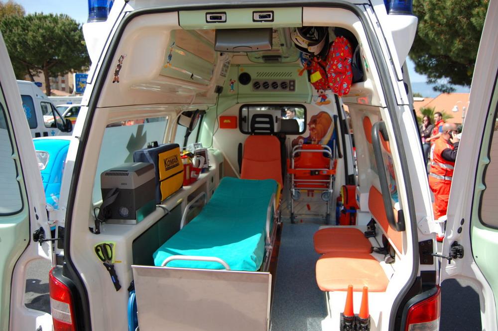 Vallecrosia: suora investita questa mattina sulle strisce, in ospedale in gravi condizioni