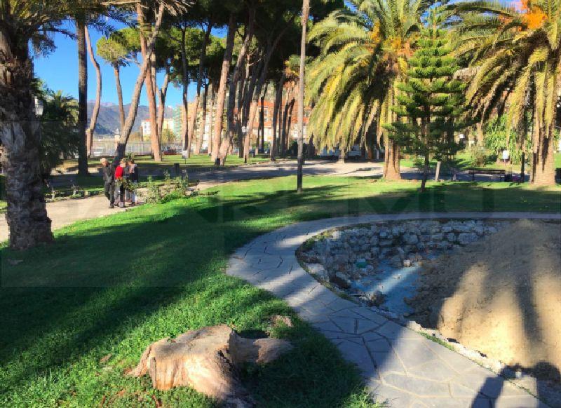Ventimiglia addio al laghetto dei giardini tommaso reggio for Laghetto i giardini