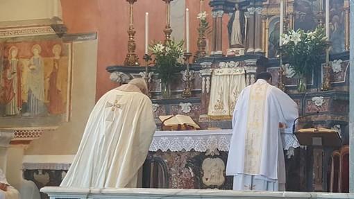 Coronavirus, sì alle messe di Pasqua ma senza fedeli: le disposizioni delle Diocesi di Albenga-Imperia e di  Ventimiglia-Sanremo