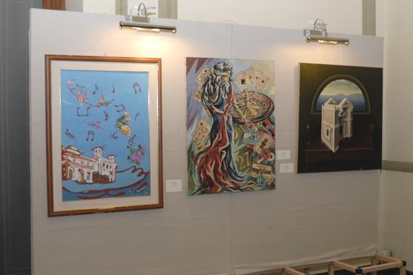 Sanremo marted prossimo alle l 39 inaugurazione della mostra collezione 1 al foyer di - Mostra della porta ...