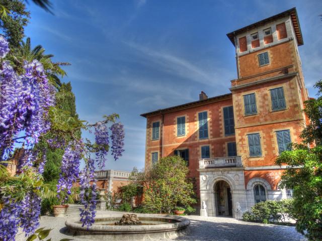 Ventimiglia Il 28 Ottobre Al Palazzo Dei Giardini Hanbury