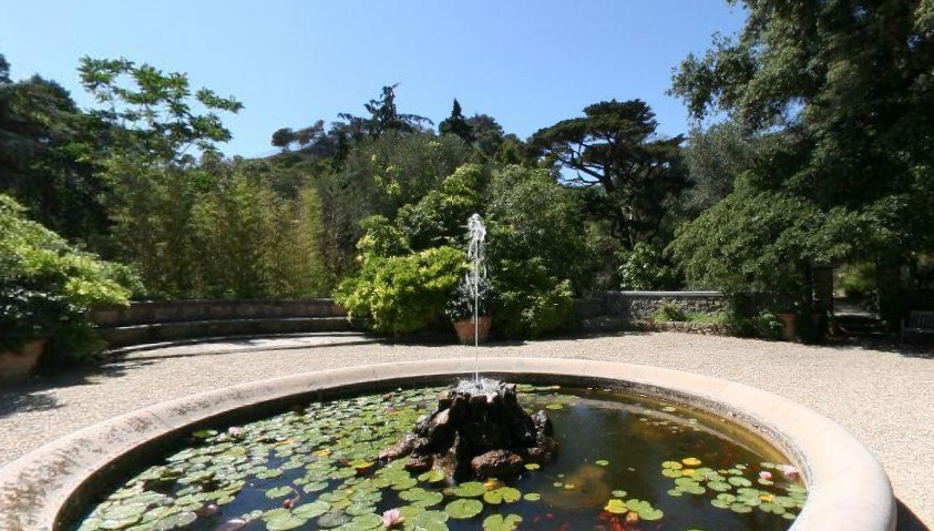 Anche I Giardini Botanici Hanbury Di Ventimiglia