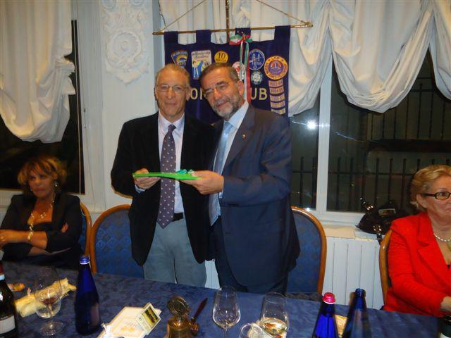 Serata d\' \'Emergenza\' con il dottor Stefano Ferlito per il club ...