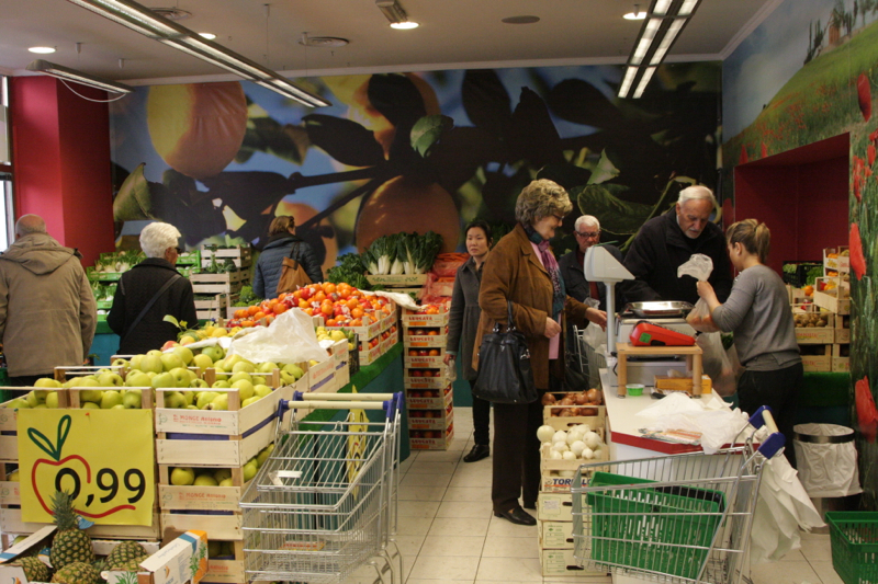 Idee Arredamento Negozio Frutta E Verdura: Le feste sono quasi finite e come sempre si iniziano ...