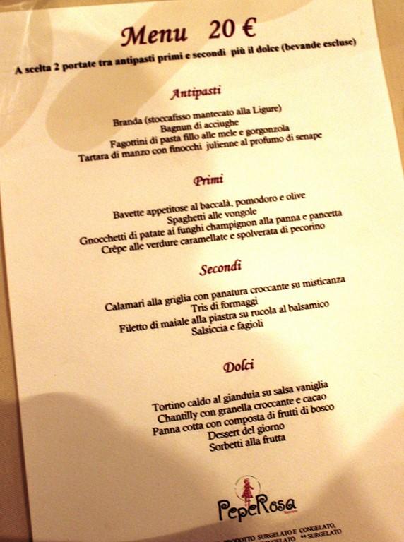 Il pepe rosa di bordighera sapori locali ed un tocco di for Decorazione provinciale francese con un budget